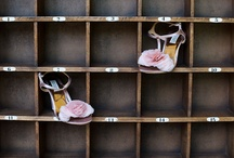 Artworks Wedding Shoe Inspiration / Some creative shot ideas to do with the wedding shoes ... / by Artworks Wedding Cinema