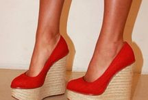 """""""Shoe Design Inspiration"""" / Shoes. Yes they are art. / by merle fendig"""