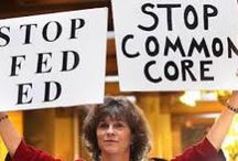 SAY NO TO COMMON CORE / by Robert Bell