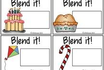 Kindergarten ELA ideas  / by Jennifer Harvey