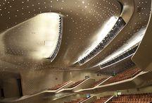 Architecture - Zaha Hadid / by Barry Swayn