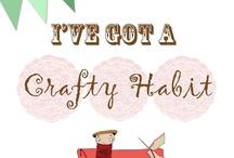 Crafty Habit / by Krystle / CraftyHabit