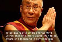 Dalai Lama / by Colorado Gypsy