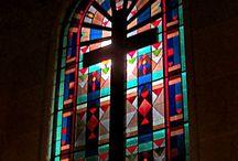 What light through yonder window breaks / by Sonya Tucker