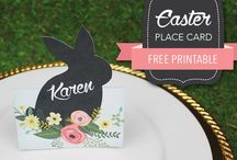 Easter / Easter crafts, DIY, treats, and styling. / by Download & Print