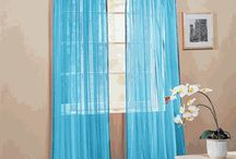 Kids Curtains / by Swags Galore