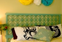 headboards / by pinning spinster