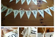 50th anniversary party ideas / by Kara Jinjoe