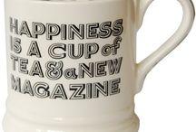 Cup o' tea, daaaaarling? / by ReadKnitTea ~