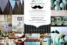 Kimberly's baby shower  / by Amber Crouse