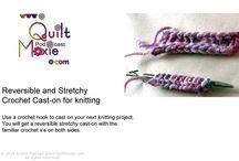 Knitting. Crochet. Demos / by Ariana Hipsagh