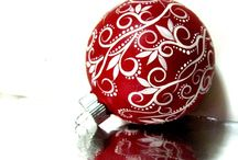 Christmas Ornaments / by Carly Bee