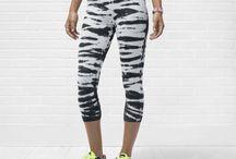 Sporty Spice / attractive activewear / by Keisha BWS