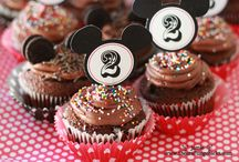 Minnie Mouse Birthday / by Tracey Jones