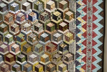 Japanese Taupe quilting  / by Barbe Price