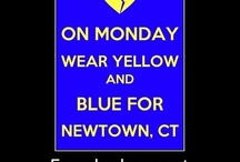 Newtown, Ct. / by Cathy Rogers