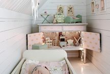 Childrens bedrooms / by Angela Ridge