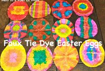 Easter / Sharing the best child centered Easter themed crafts, recipes, activities & more / by Bernadette (Mom to 2 Posh Lil Divas)