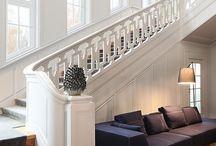 Interior design staircase / by Ellen G Hurtado