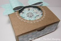 Class-To-Go Kits / by Too Cool Stamping