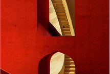 stairs / by marion the librarian