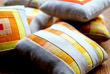 Pincushions / by Lola Pink Fabrics