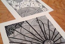 Zentangles / by Sunshine Tindall