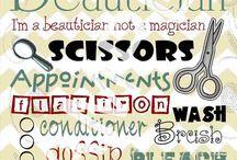 Salon ideas / by Paola Cardenas