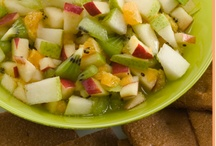 MyPlate Kid-Friendly Recipes / Make half your plate fruits and vegetables, and be sure to include pears! / by USA Pears
