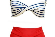 Swimmysuits  / Yet another excuse to visit the beach / by Samie Hartley