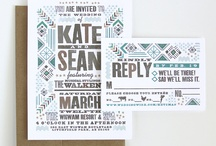 Invitations / by David Levett