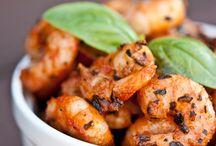 #Shrimp Fest / For Shrimp Lovers ~ Lighter, Healthier Recipes / by Jeanette | Jeanette's Healthy Living