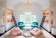 Kid rooms / by Lauren Meeh