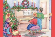 Christmas Music / by Dover Publications