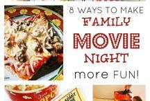 Family Activities  / by Jennifer Sen