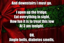 Diabetic humor / by Jessica Blocker