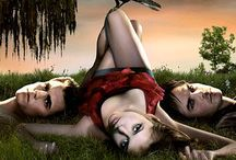 The Vampire Diaries / by The Muggle