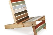 pallets / by The Painted Dragonfly