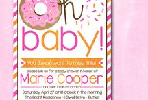 Donut Baby Shower / by One Swell Studio - Cara McGrady