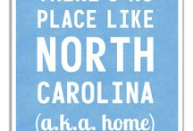 Carolina Girl / by Catherine Cooke