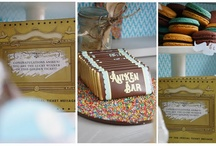 Charlie and the Chocolate Factory Party! / by Julie D
