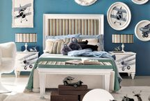 Big Boy room ideas / by Molly McKeel