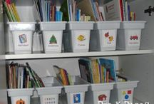 Preschool Organization / by Our Safe Haven