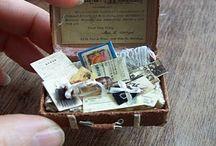 Miniatuur en dolhous / by Anita V.