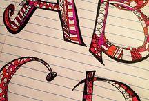 I'm a doodler / by Ana Juarez