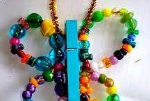 Kids Crafts / by Gina Pollard