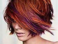 hair / by Merrillena Mears