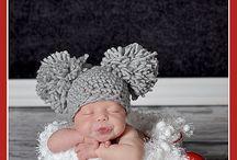 Baby crochet / by Naky