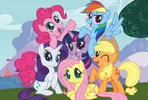 My Little Pony / by Lily Perez