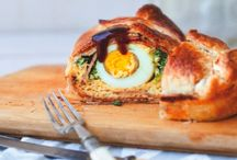 Breakfast Ideas / Recipes for breakfast dishes / by Risa Golding